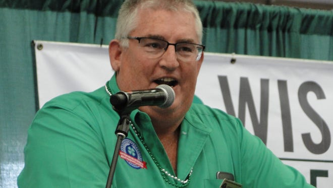 John Brunnquell has made significant contributions to the Wisconsin 4-H Foundation, both personally and through his company Egg Innovations.