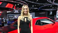 The product specialists at the North American International Auto Show — not models, thank you — speak to the evolution of women's roles in the auto industry