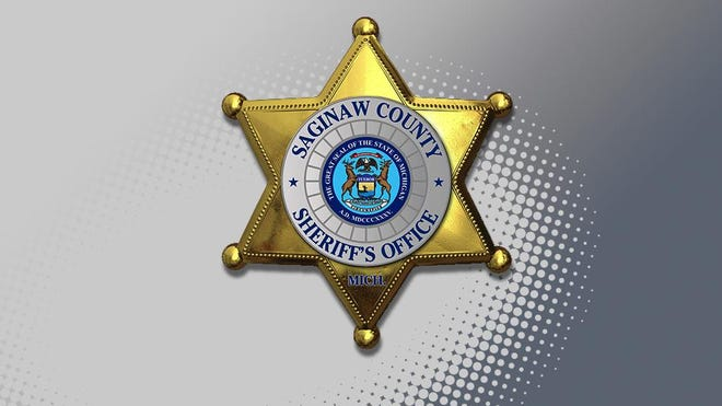 The Saginaw County Sheriff's Office says a man was probably checking his hunting traps when he drowned in a ditch.