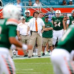 Al Golden was fired as the Miami Hurricanes head coach one day after the worst loss in program history, 58-0 to Clemson.