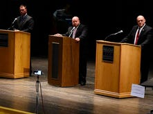 Locals split on sheriff candidates after debate