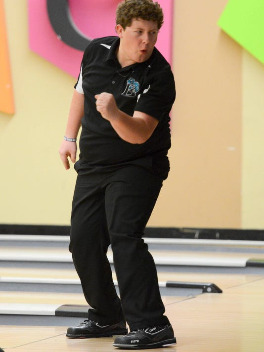 High School Bowling: Shore Lanes Palm Bay