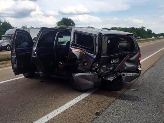Tupelo News Car Accident