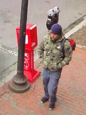 Investigators say the man in this photo is Daniel Rosado.
