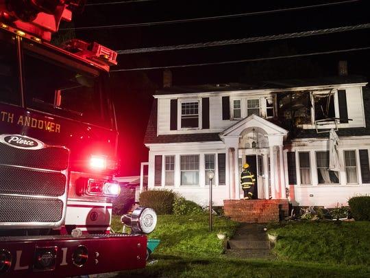Dozens Of Gas Explosions Rock Massachusetts Towns
