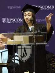 Cyntoia Brown, an inmate at the Tennessee Prison for