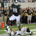 Shilique Calhoun will likely become MSU's first defensive lineman taken in the NFL Draft since Will Gholston went in the 4th round in 2013.