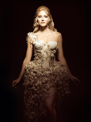 In the stage story of her life, Jewel appears as a sort of guide who sings several songs throughout the show.