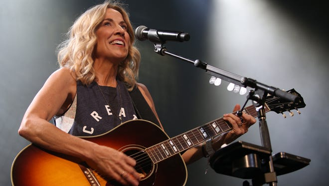 Celebrity for hire: With concerts on pause, stars like Sheryl Crow are performing for individual's parties.