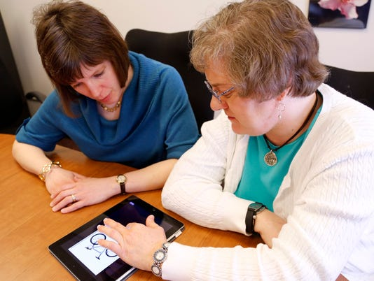 App helps stroke victims regain their voice