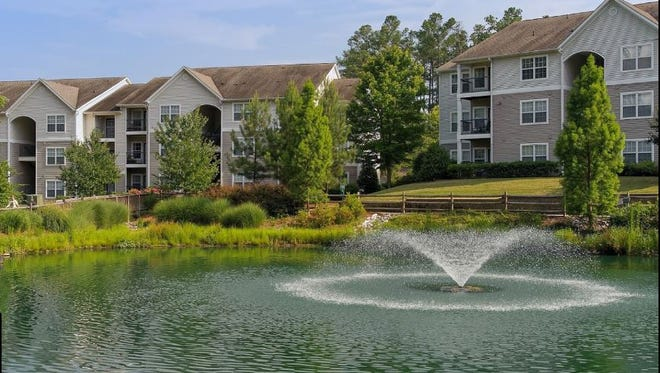 Raleigh, North Carolina area apartment community is new acquisition by Fogelman Properties in partnership with DRA Advisors.