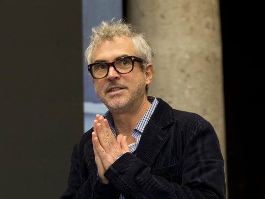 """Director Alfonso Cuarón has won wide acclaim for his latest film, """"Roma,"""" which is currently streaming on Netflix."""