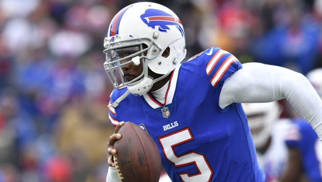 QB Tyrod Taylor: Traded from Bills to Browns