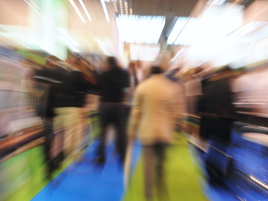 Resolve to grow your business through trade shows this