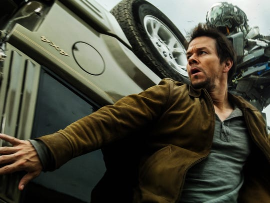 "Mark Wahlberg takes over as leading man in Michael Bay's ""Transformers"" franchise."