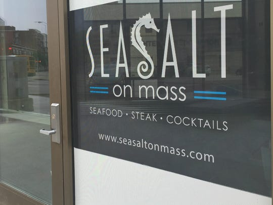 Sea Salt on Mass has both a website and a Facebook page.