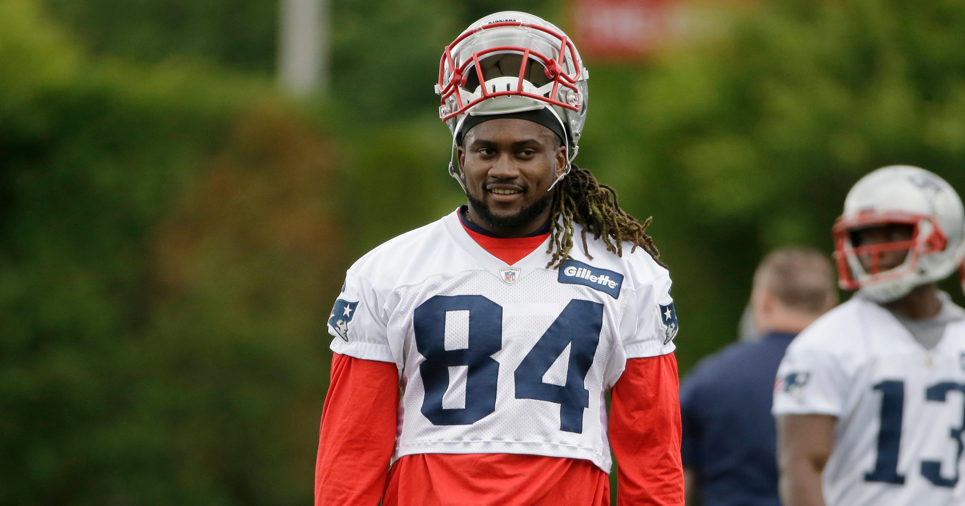 First-round castoff Cordarrelle Patterson could be Patriots  new secret  weapon d20fe81b6