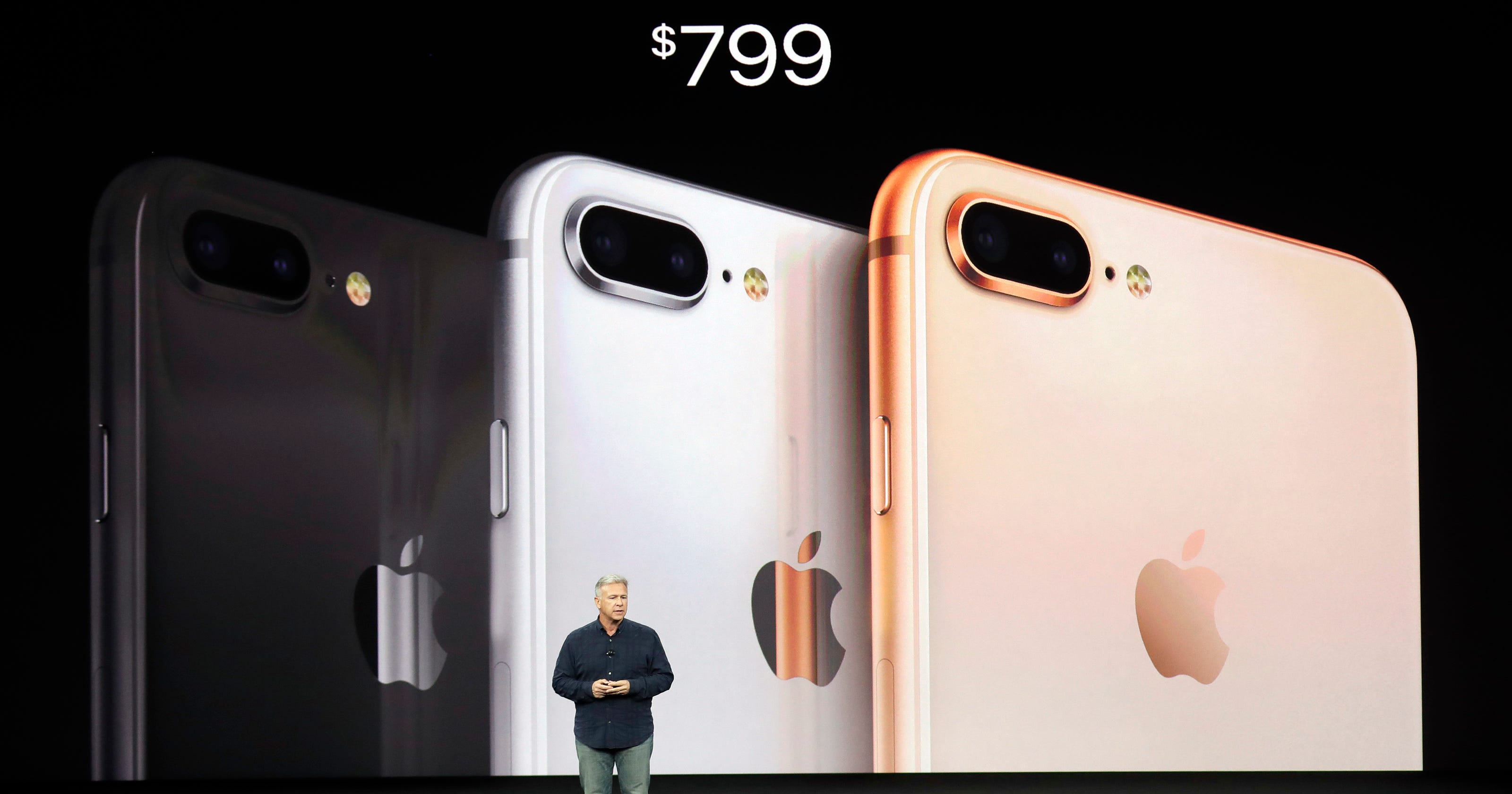 Iphone X Pricing Features Vs Iphone 8 And 8 Plus