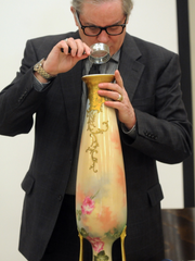 Antiques expert and author Mark Moran will be holding two appraisal events, one at the Kiel Public Library on April 3 and another at the Plymouth Public Library on April 24. Both events start at 4 p.m.