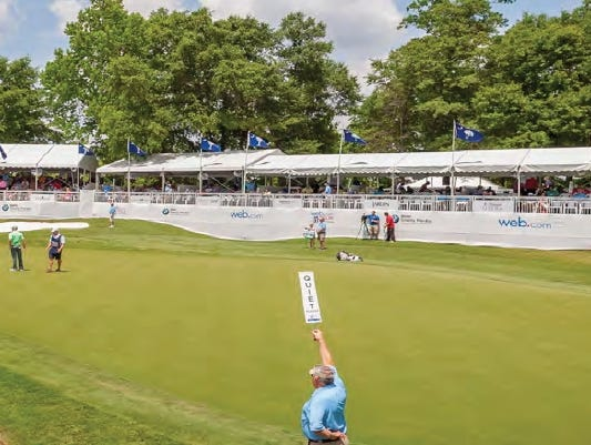 Claim your FREE Skybox Club tickets to the BMW Charity Pro-Am.