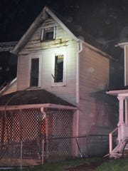 At least two pets were killed in a fire at a home on