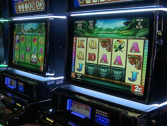 Slot machines like those at Talking Stick Resort & Casino should retain all gaming data when powered back up after a power outage.