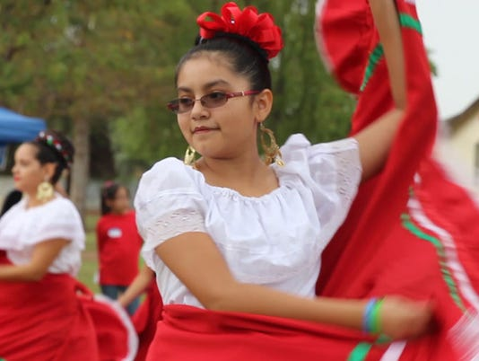 Maryvale Hispanic Children Dance
