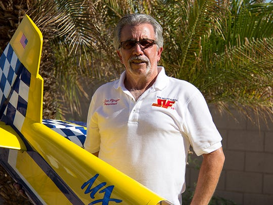Lou Pfeifer, president of the Sun Valley Fliers Inc.,  said the Federal Aviation Administration should pay more attention to untrained unmanned aircraft hobbyists.