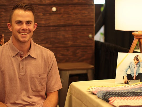 When Nate Ipsen started a men's fashion company, his LDS community proved to be a built-in market of early adopters.