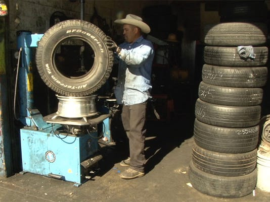 small tire shops