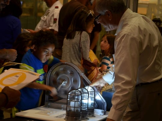 The Tempe campus of ASU presents STEM activities that promote exploration of volcanoes to space.
