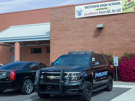 Westview High School in Avondale has a school resource