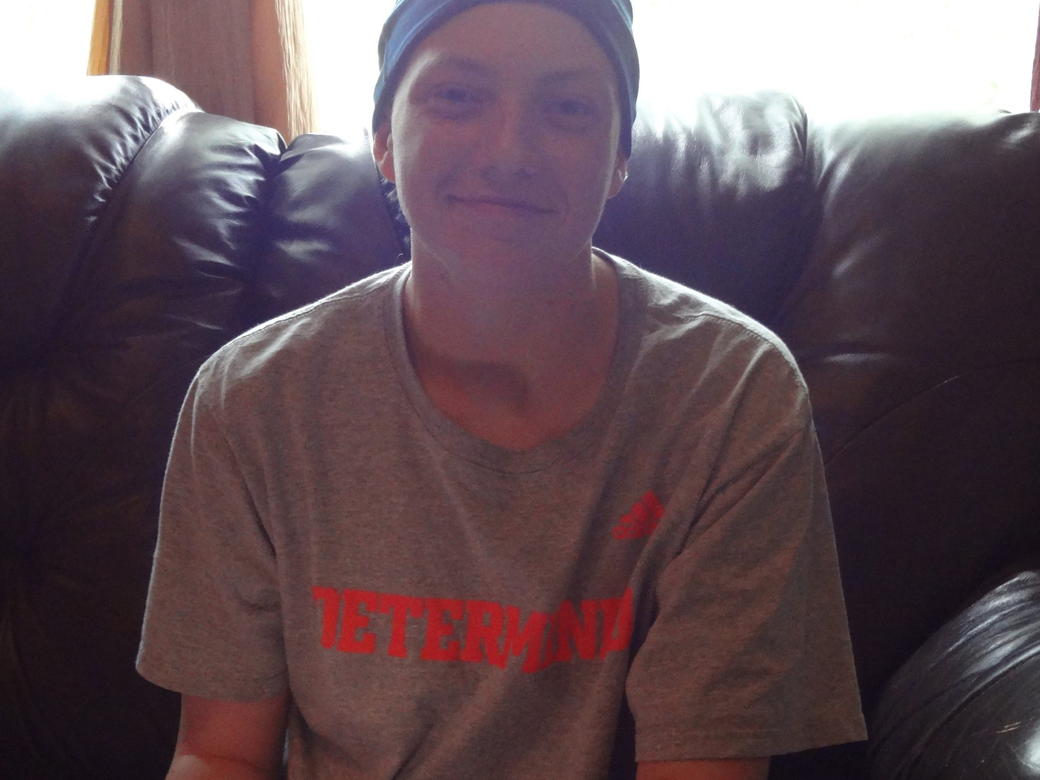 Gage Garmo died Monday after a long battle with osteosarcoma.