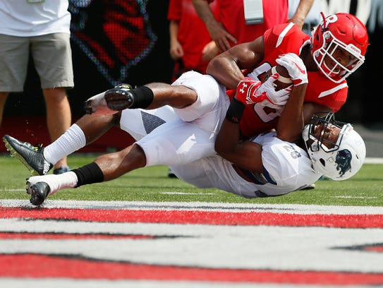 Tickets for two Rutgers home games this year are going