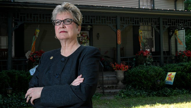 Blair Morgan was the Spring Hill Municipal Court judge for nearly eight years before being fired without explanation by the city's Board of Mayor and Aldermen last year. She's now filed a complaint with the U.S. Equal Employment Opportunity Commission and the Tennessee Human Rights Commission.