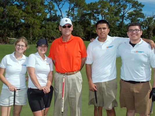 9. TIF students team - Heather Martinez, Charity Gonzalez, Christopher Ortiz, A