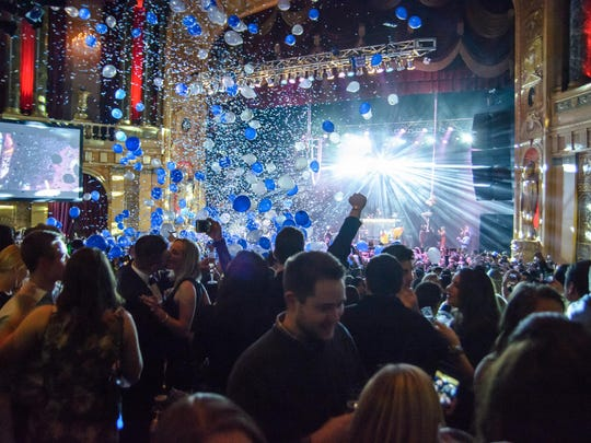 Put on your dancing shoes and head to one of these great places to ring in the new year.