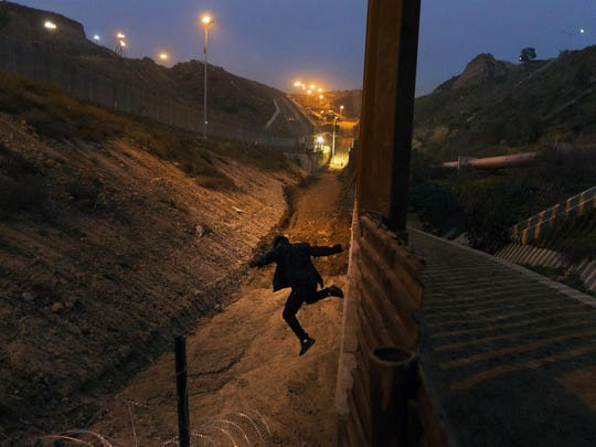 Trump Border Security California
