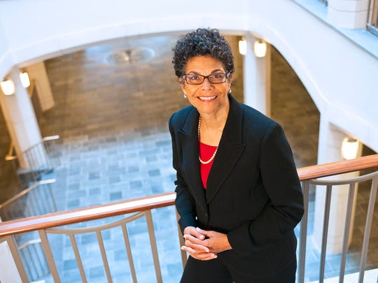 Chancellor Phoebe Haddon will return to the faculty as a law professor as of July 1.