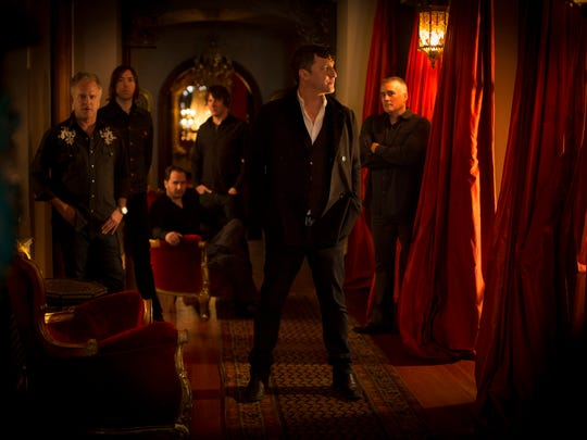 The Afghan Whigs releases its first album in 16 years on Tuesday. Provided/Piper Ferguson The Afghan Whigs