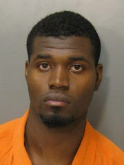 Tyler Frazier is charged with robbery in the Vaughn Lakes Apartments incident.