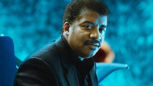 "Neil deGrasse Tyson returns to host ""Cosmos: Possible Worlds"" on National Geographic."