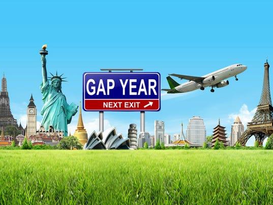 Gap Year Travel Books