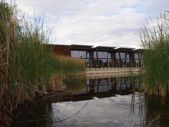 The Nina Mason Pulliam Audubon Center at Rio Salado