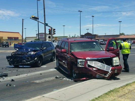 LCPD crash
