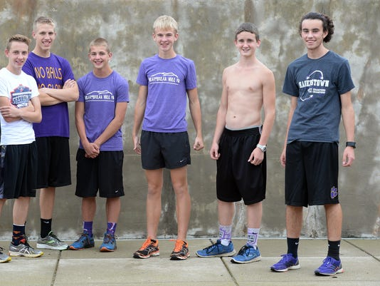 cross country hagerstown