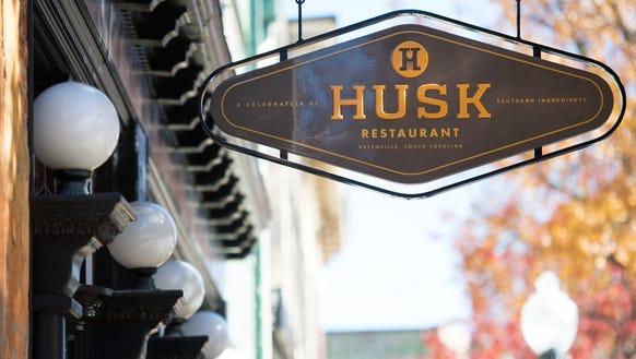 A sneak peek look at the inside of Husk Restaurant