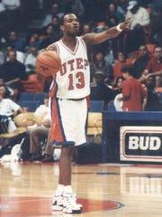 Kimani Jones-Young was a leader on UTEP's basketball