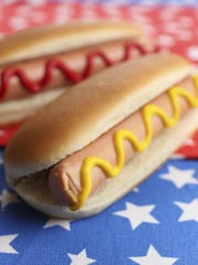 West Virginia is the nation's biggest booster of hot dogs, though perhaps at the expense of hamburgers' popularity in the state, finds a study by 24/7 Wall Street.