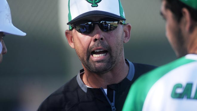 Jack Wilson says he wants to remain leading the Thousand Oaks High baseball program for a long time.